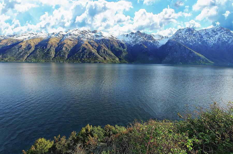 Lake Wakatipu Photograph