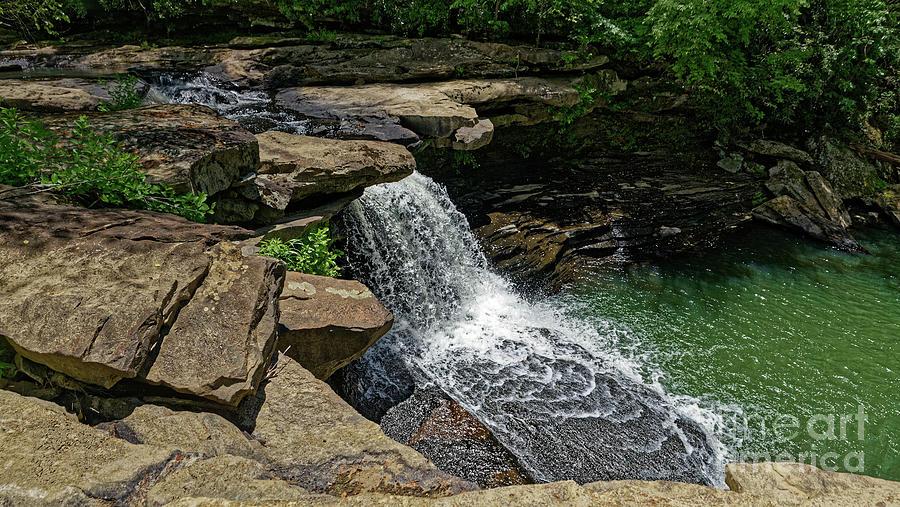 Lamance Falls Photograph