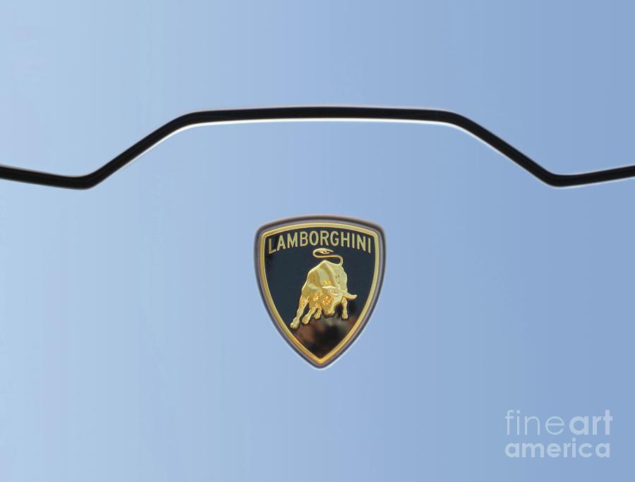 Lamborghini Photograph - Lamborghini Design Wall Art by Stefano Senise