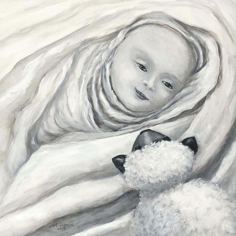 Lambs by Jeanette Jarmon