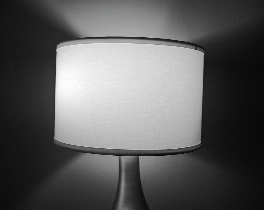 Lamp by Patrick M Lynch