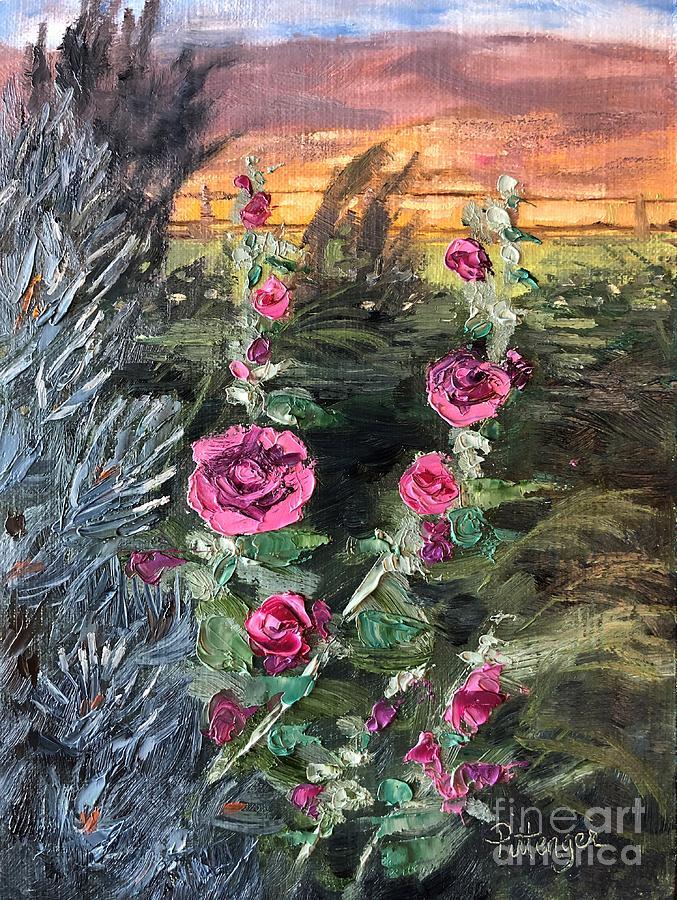 Last Light Painting