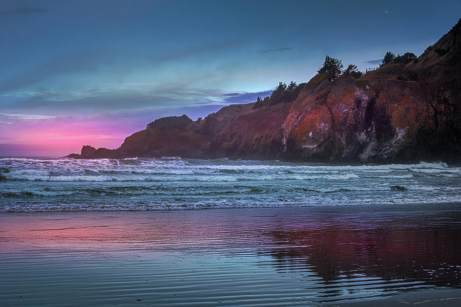 Late Afternoon color by Bill Posner