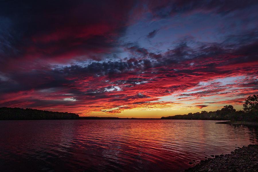 Late Evening Light by Allin Sorenson