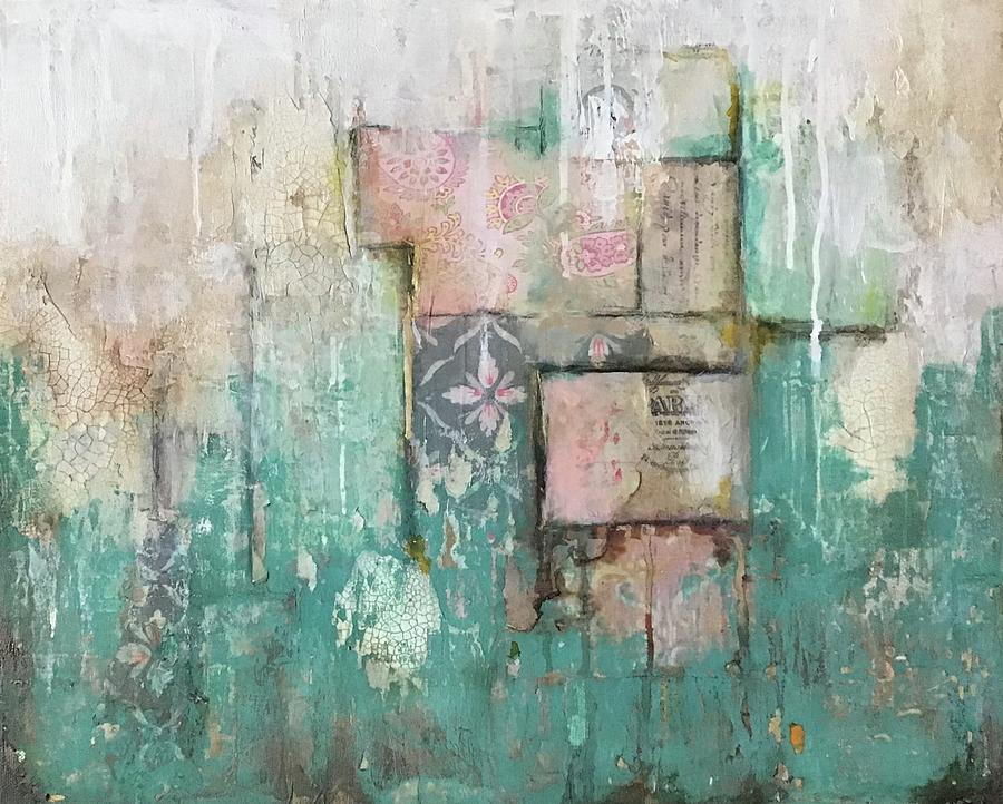 Layers of Time by Diane Fujimoto