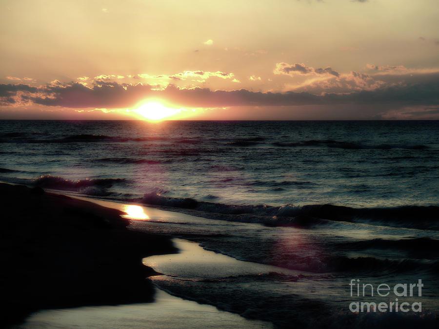 lazy sunset by AnnMarie Parson-McNamara