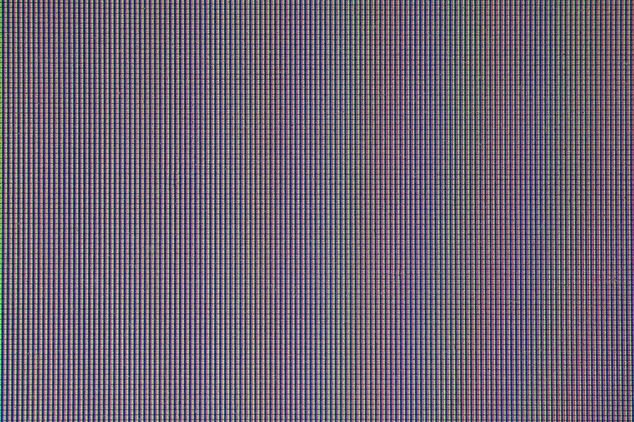 LCD pixel macro (XLarge) Photograph by RapidEye