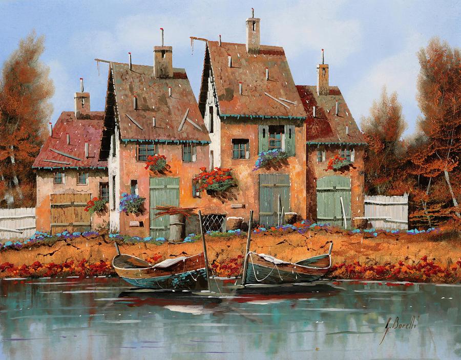 Le Barche Piu Belle Painting