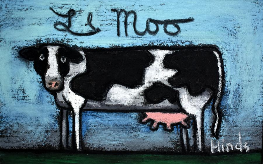 Le Moo Painting