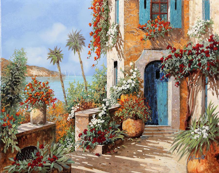 Infissi Azzurri Painting