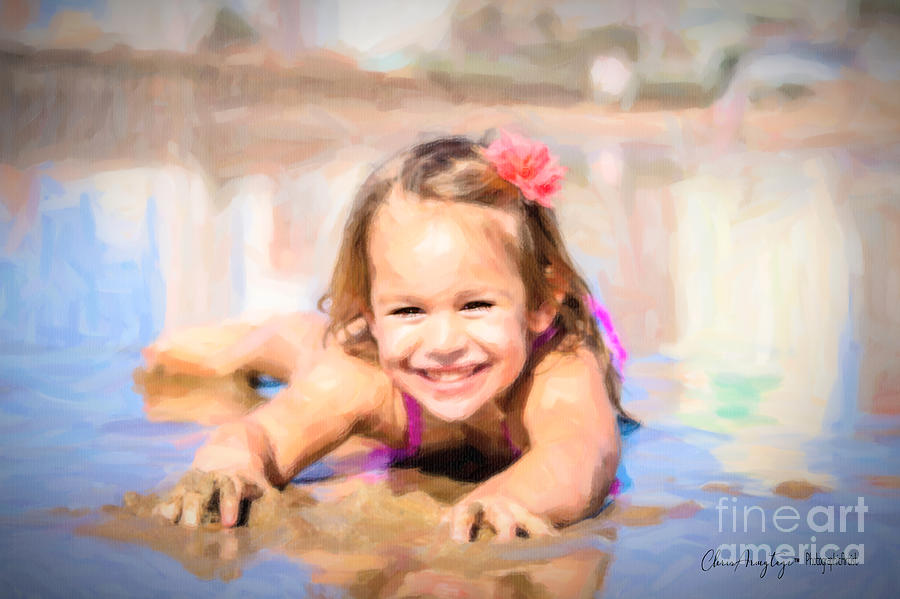 Learning to Swim by Chris Armytage