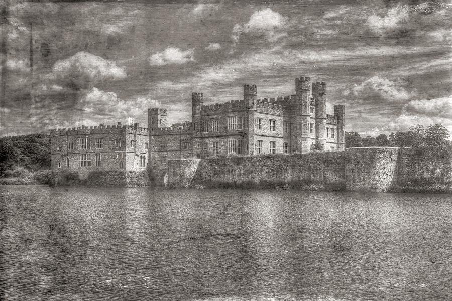 Leeds Castle Kent Vintage Photograph