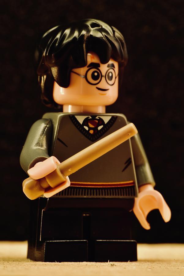Lego Harry Potter Photograph