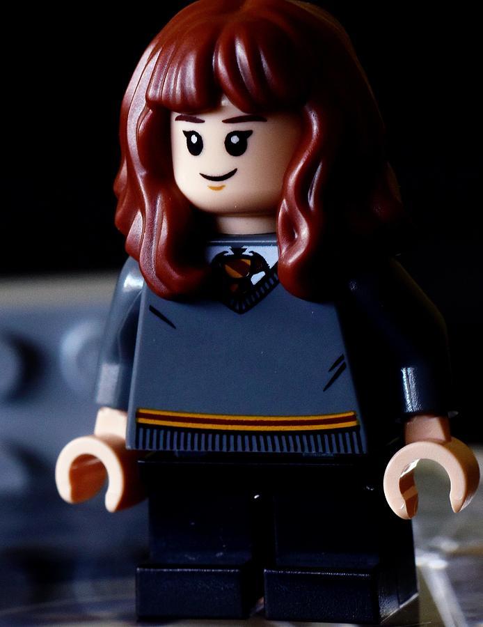 Lego Hermione Granger Photograph