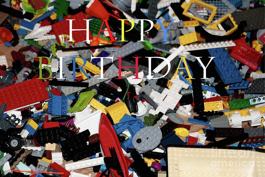 Lego Mania Photograph