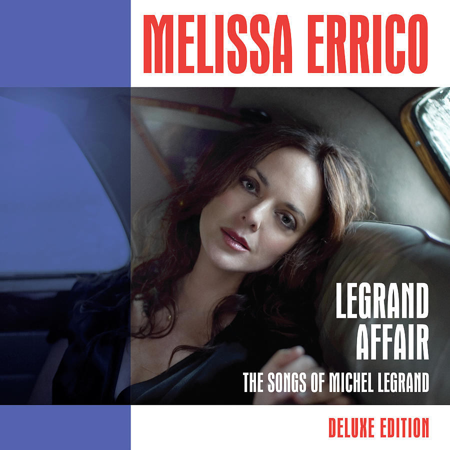 Album Cover Digital Art - Legrand Affair Deluxe Edition Album Cover by Designed by Mark Shoolery