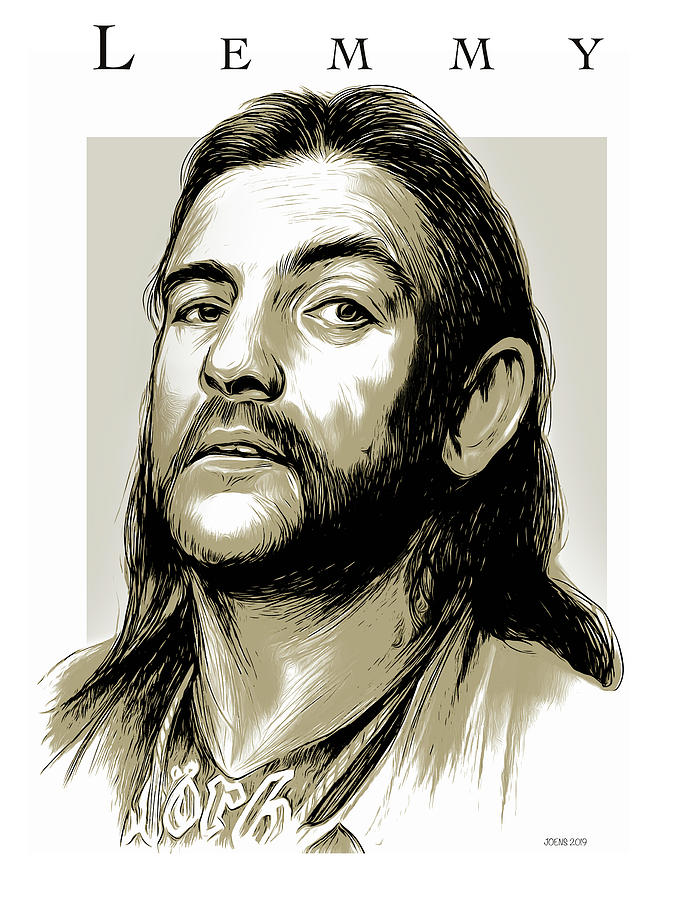 Lemmy2 Drawing