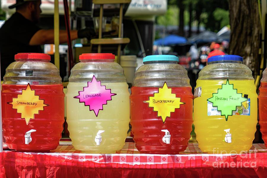 Lemonade Photograph