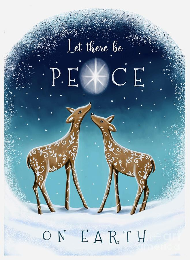 Let There Be Peace on Earth by Elizabeth Robinette Tyndall