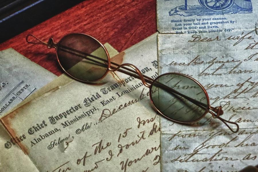 Letters of The Civil War by Harriet Feagin