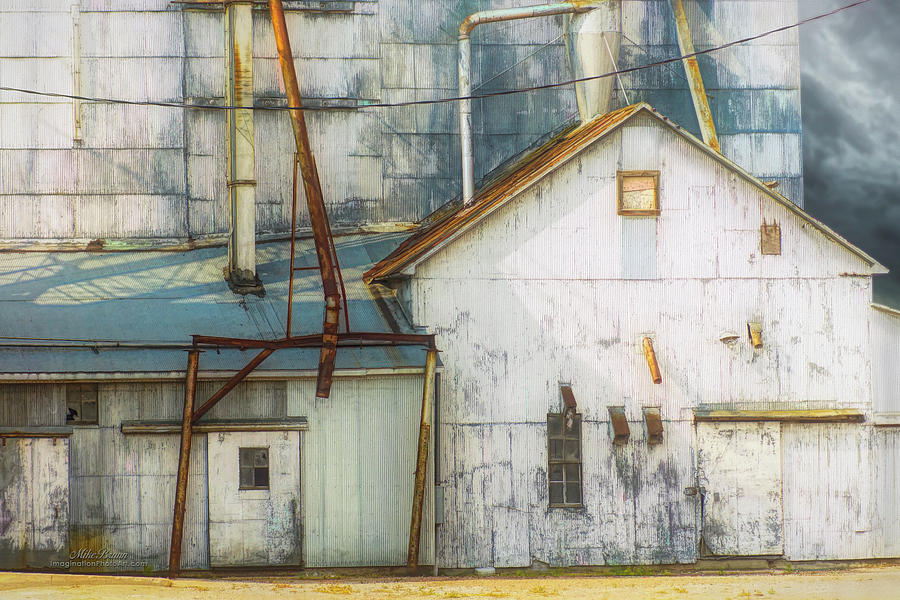 Lexington Photograph - Lexington Nebraska by Mike Braun