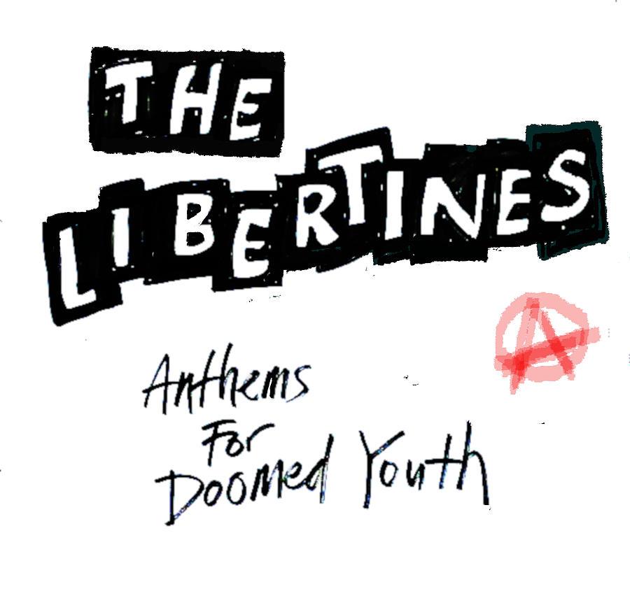 Libertines Album 2015 Drawing
