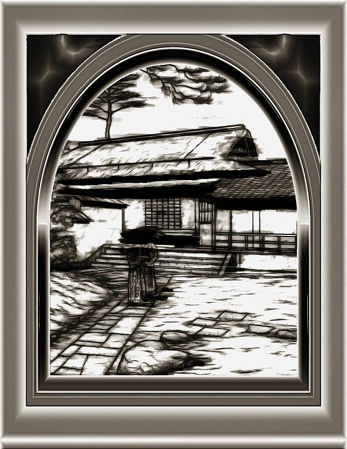 Life In The Far East Digital Art