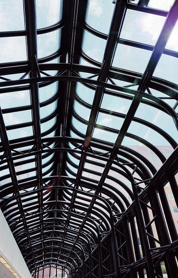 Sky Photograph - Life Lines by Kathy McCabe