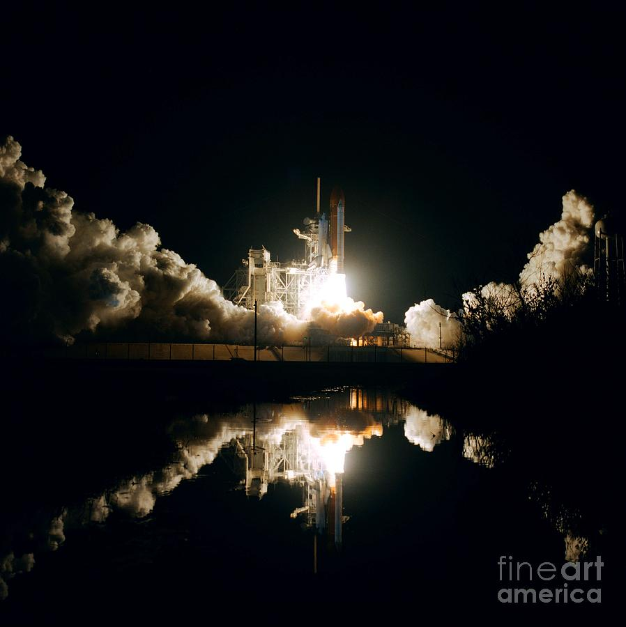 Liftoff by Michael Graham