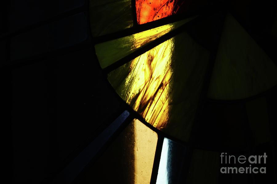 Light Photograph - Light Pierces The Darkness by Felix Lai