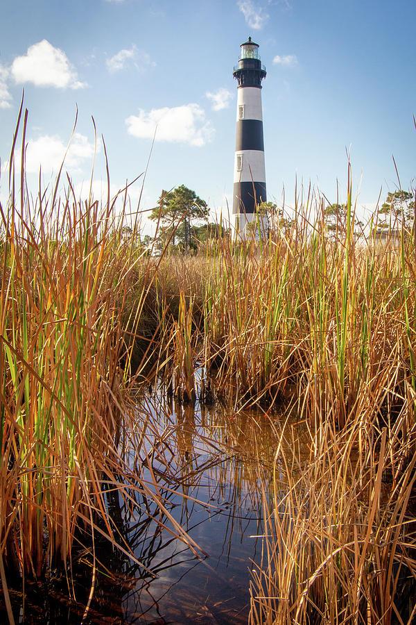Lighthouse Photograph - Lighthouse Above by Jake Sublett
