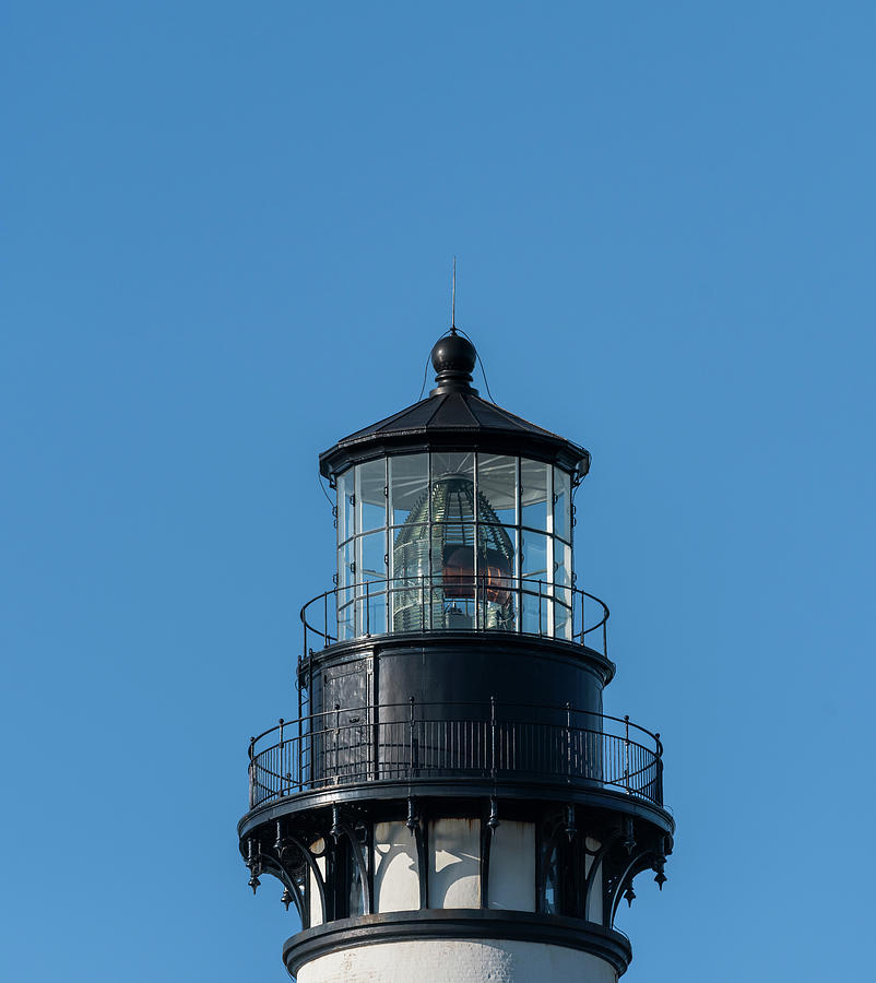 Lighthouse at Yaquina Head by Robert Potts