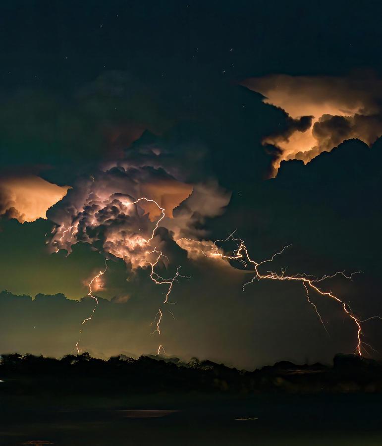 Lightning 1 Photograph