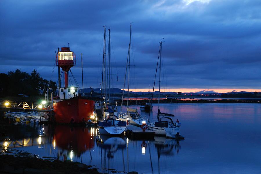 Lightship Photograph