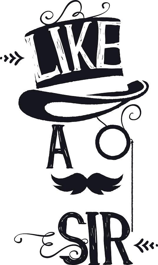 Humor Digital Art - Like A Sir by Jacob Zelazny