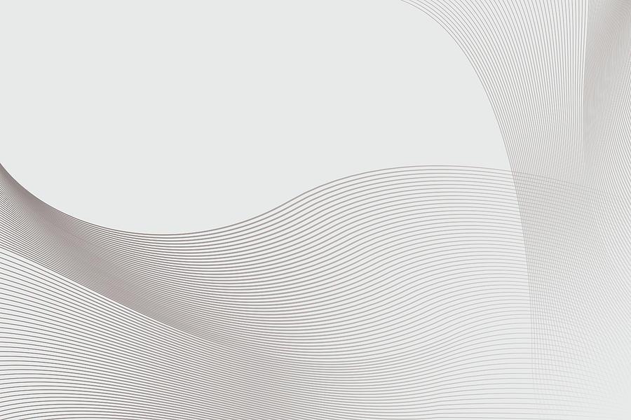Line pattern technology background Drawing by Sandipkumar Patel