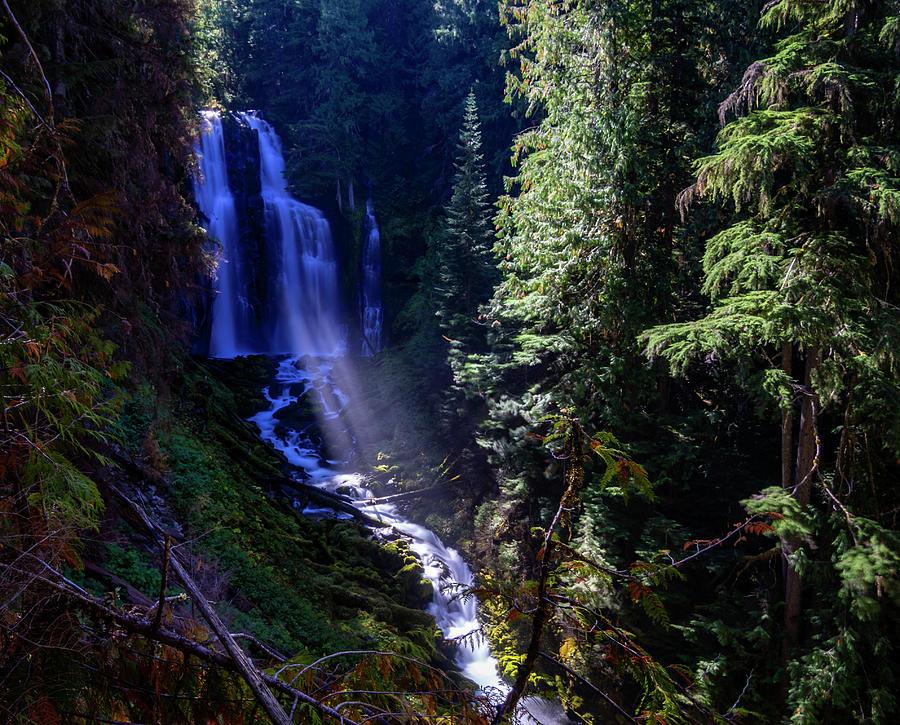 Linton Falls Photograph