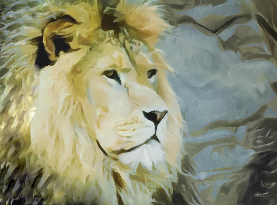 Lionhearted by Susan Maxwell Schmidt