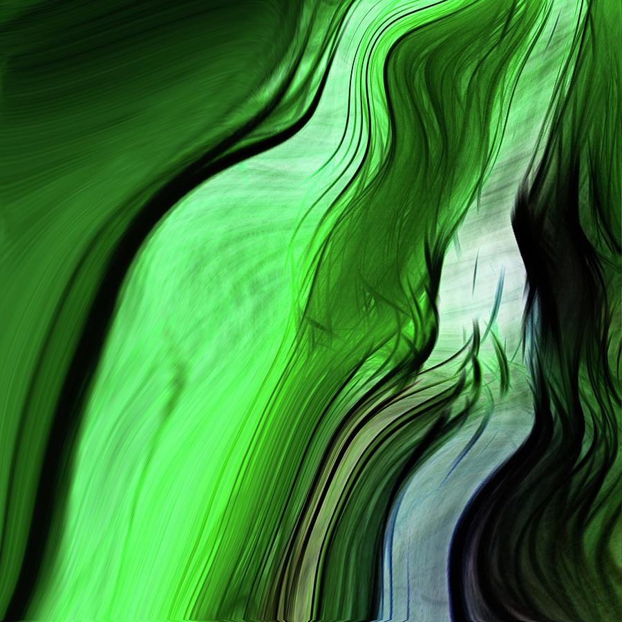 Liquid Grass by Melinda Firestone-White