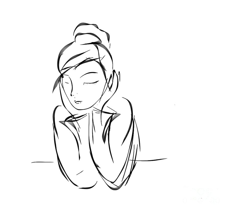 Listen Drawing