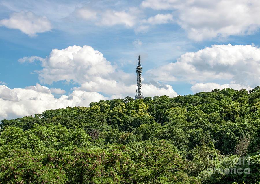 Little Eifel Tower - Petrin Hill by Bridget Mejer