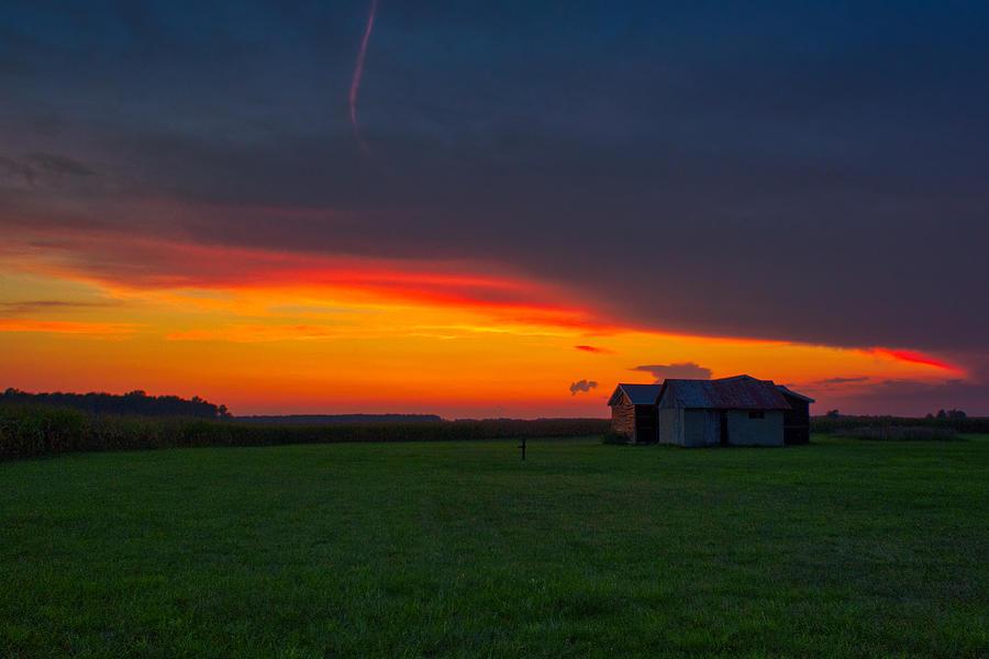 Little House on the Prairie by Daniel Brinneman