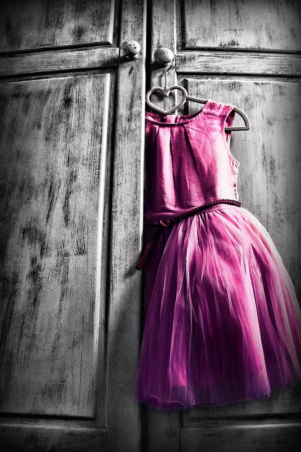 Little Pink Dress Photograph