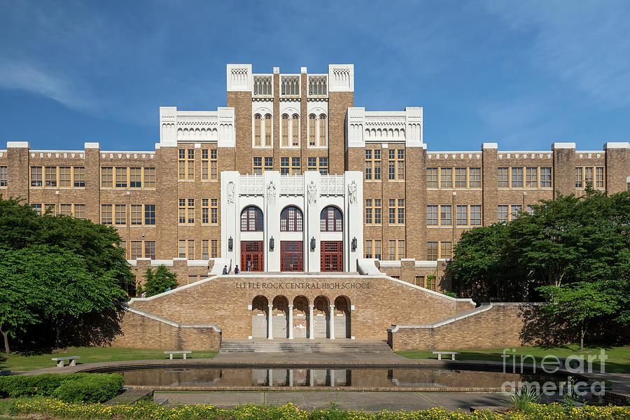 Little Rock Central High School Photograph