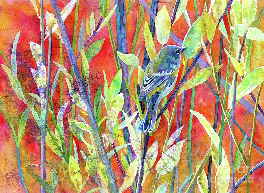 Little Tweet-pastel Colors Painting