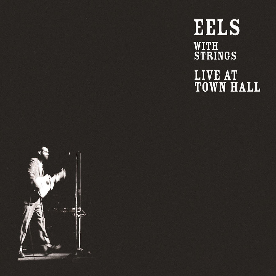 Live At Town Hall By Eels Digital Art By Music N Film Prints