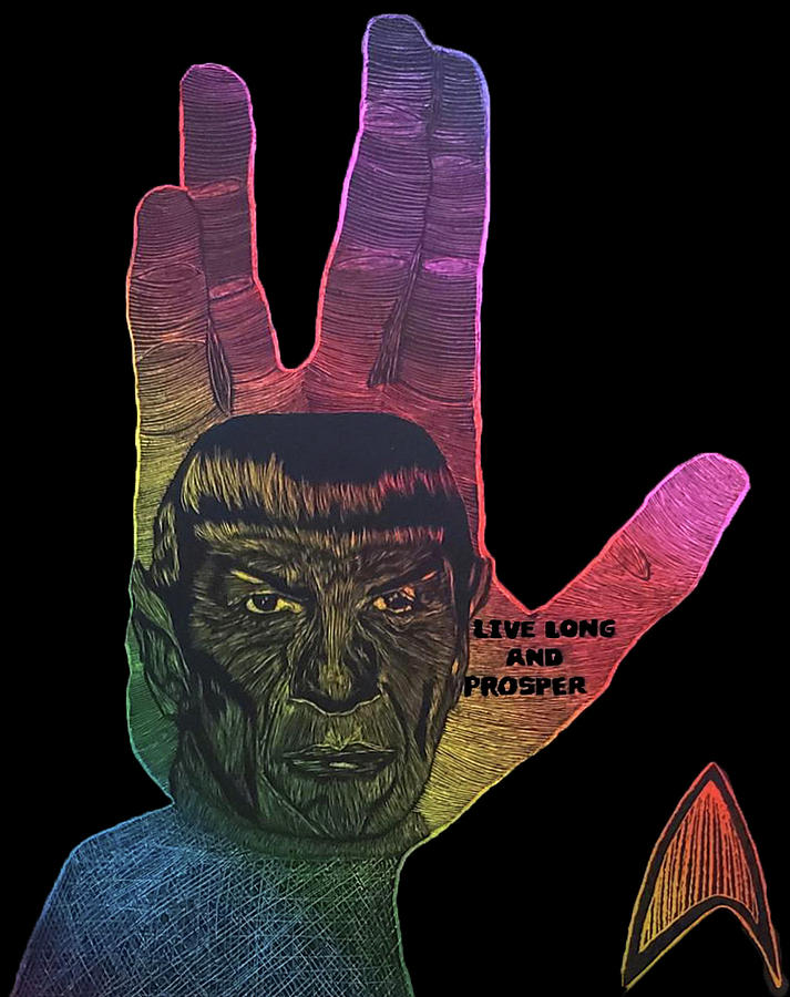 Live Long and Prosper by Kingsley Krafts