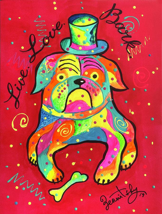 Live. Love. Bark. by Leon Zernitsky