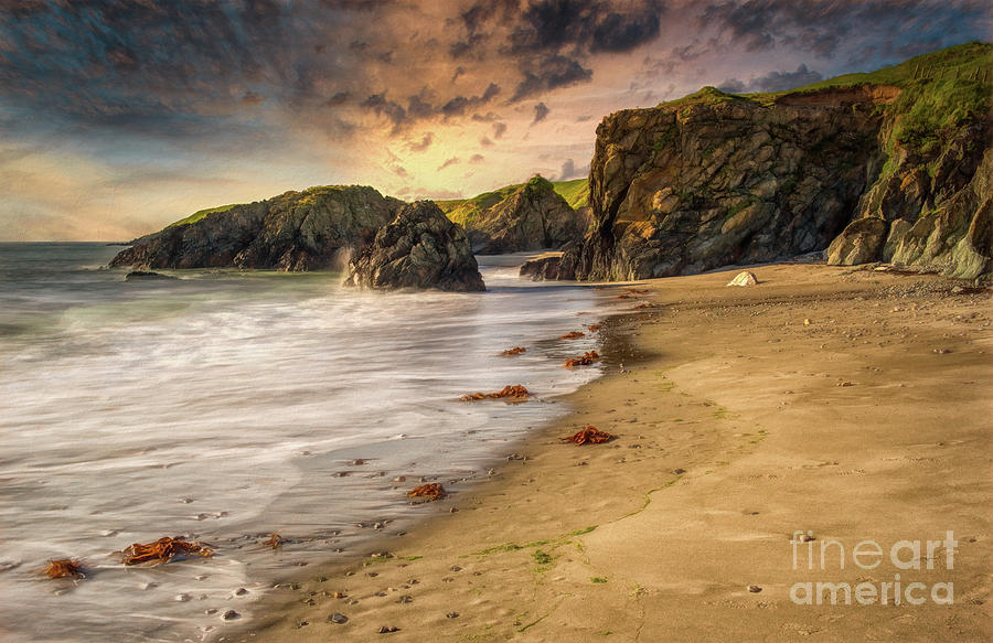 llyn Peninsula Seascape  by Adrian Evans