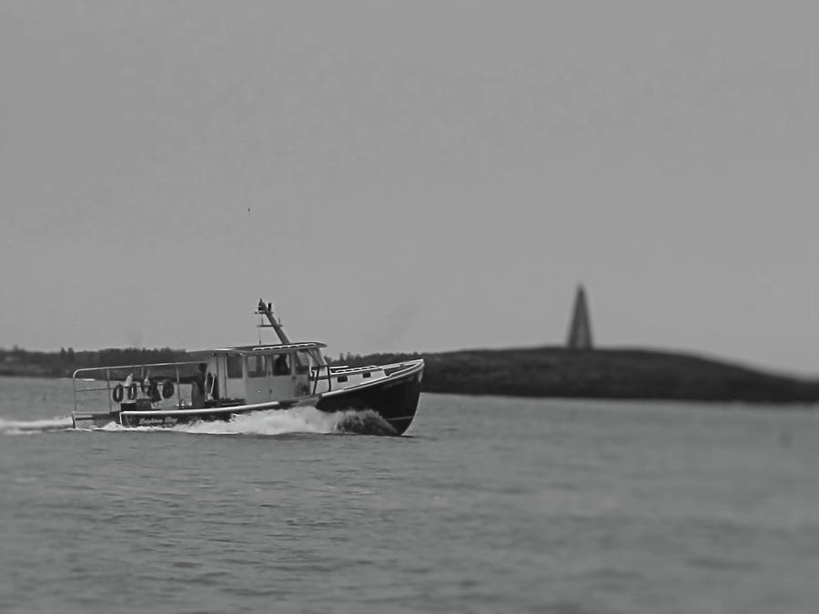 Lobster Boat Photograph